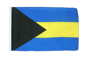 Bahamas - 12x18 in Flag