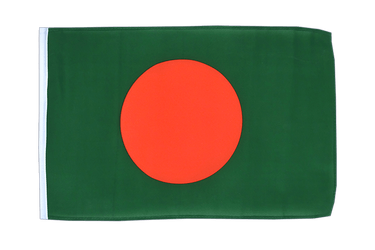 Bangladesh - 12x18 in Flag