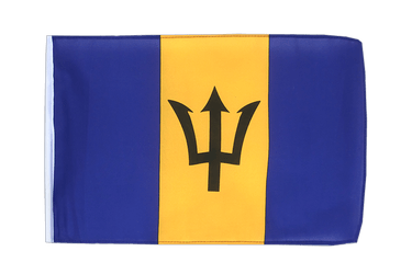 Barbados - 12x18 in Flag
