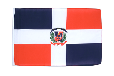 Dominican Republic 12x18 in Flag