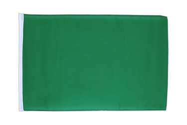 Green 12x18 in Flag
