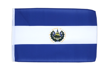 El Salvador 12x18 in Flag