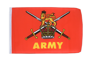 British Army - 12x18 in Flag