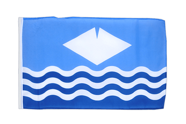 Isle of Wight Flagge 30 x 45 cm