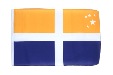 Isles of Scilly 12x18 in Flag