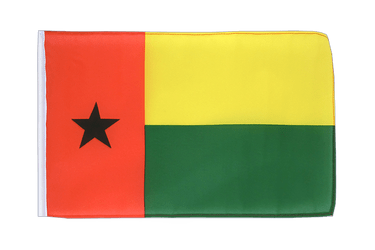 Guinea-Bissau 12x18 in Flag