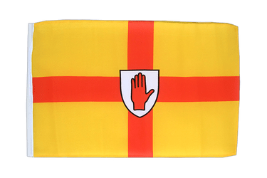 Ulster Flagge 30 x 45 cm