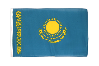 Kazakhstan 12x18 in Flag