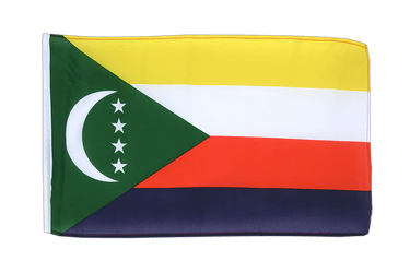Comoros 12x18 in Flag
