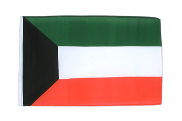 Kuwait 12x18 in Flag