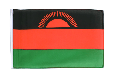 Malawi 12x18 in Flag