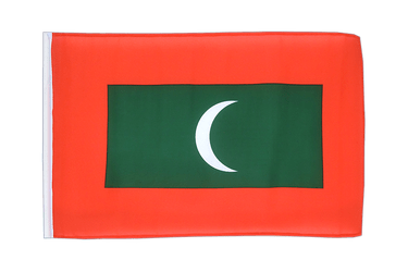 Maldives 12x18 in Flag