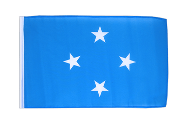 Micronesia - 12x18 in Flag