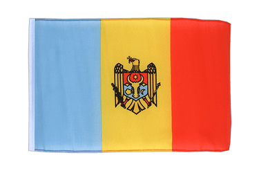 Moldova 12x18 in Flag