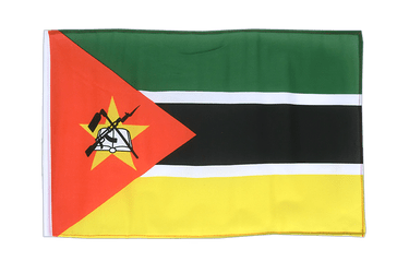 Mozambique 12x18 in Flag