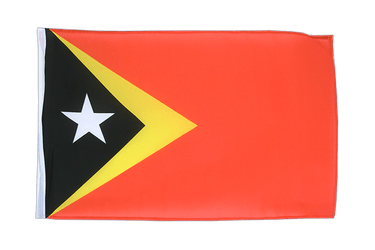 East Timor - 12x18 in Flag