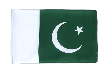 Pakistan 12x18 in Flag