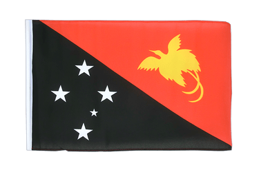Papua New Guinea 12x18 in Flag