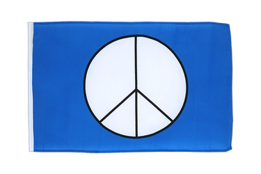Peace CND 12x18 in Flag