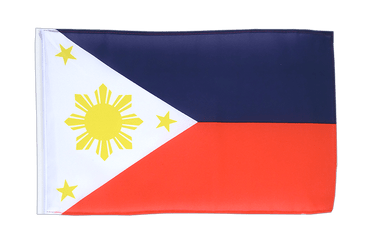 Philippines 12x18 in Flag