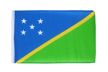 Solomon Islands 12x18 in Flag