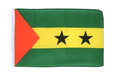Sao Tome and Principe 12x18 in Flag