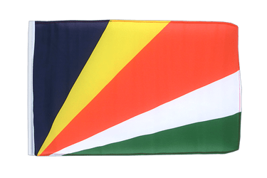Seychelles 12x18 in Flag