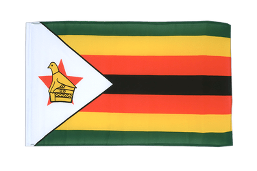 Zimbabwe 12x18 in Flag