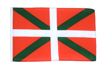 Basque country 12x18 in Flag