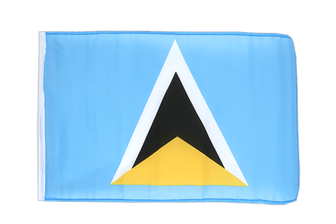 Saint Lucia 12x18 in Flag
