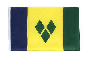 Saint Vincent and the Grenadines 12x18 in Flag