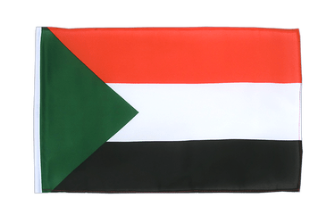 Sudan 12x18 in Flag