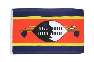 Swaziland 12x18 in Flag