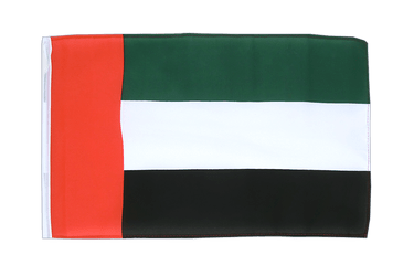 United Arab Emirates 12x18 in Flag