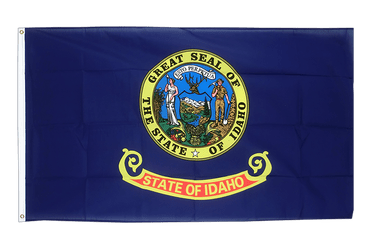 Idaho 2x3 ft Flag