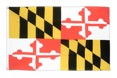 Maryland 2x3 ft Flag
