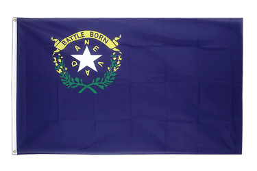 Nevada 2x3 ft Flag