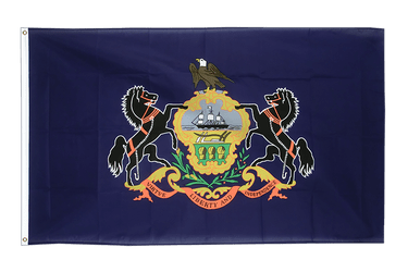Pennsylvania 2x3 ft Flag