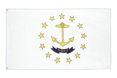 Rhode Island 2x3 ft Flag