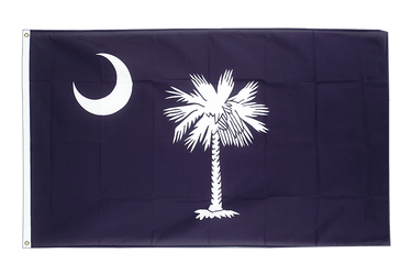 South Carolina Flagge 60 x 90 cm