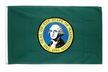 Washington - Flagge 60 x 90 cm