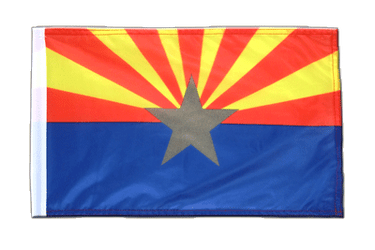 Arizona 12x18 in Flag