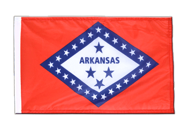 Arkansas 12x18 in Flag