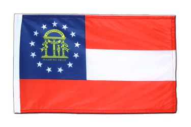 Georgia 12x18 in Flag
