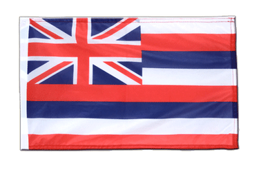 Hawaii 12x18 in Flag