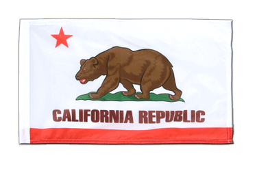 California 12x18 in Flag