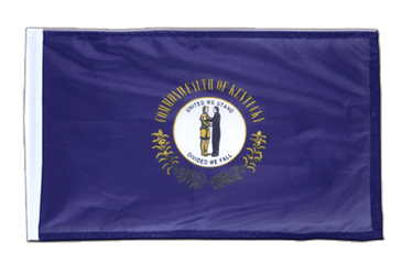 Kentucky 12x18 in Flag