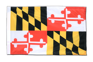 Maryland 12x18 in Flag