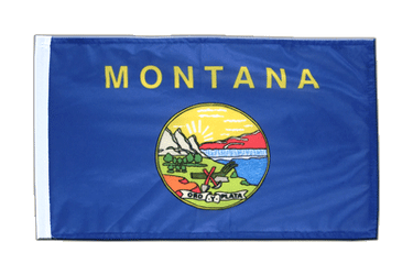 Montana 12x18 in Flag