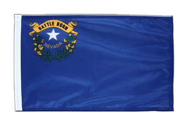 Nevada - 12x18 in Flag